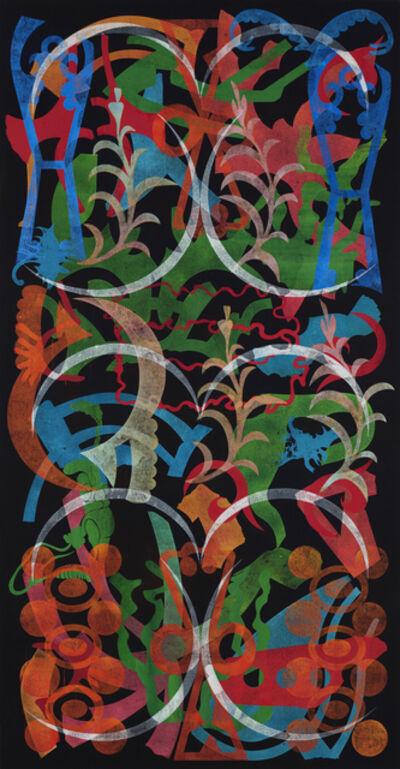 Philip Taaffe, 'Portal (Poematia)', 2019