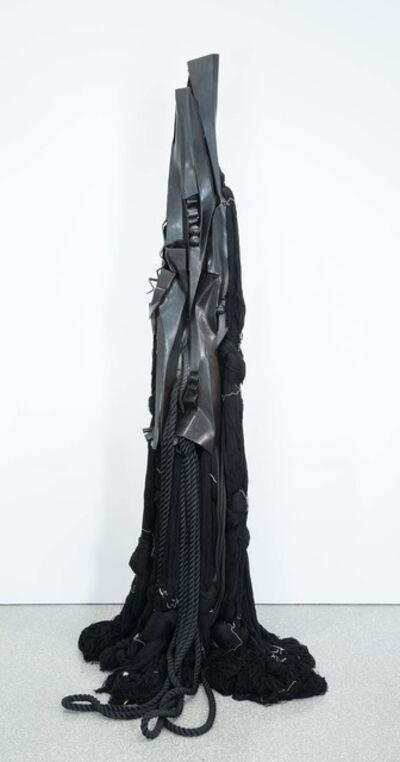 Barbara Chase-Riboud, 'Black Obelisk #2', 2007