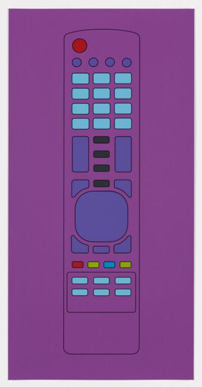 Michael Craig-Martin, 'Remote', 2016