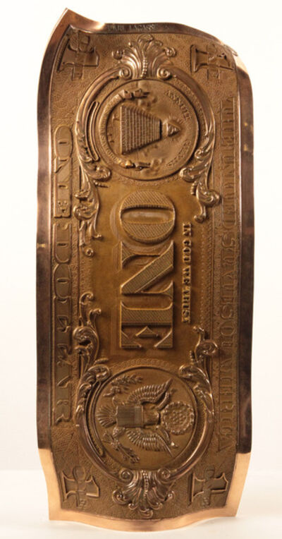 Karl Lagasse, 'One dollar - Bronze'