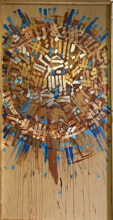 RETNA, 'Untitled', c. 1990