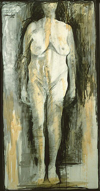 Arlene Love, '62 year old Female Identity Obscured', 1996