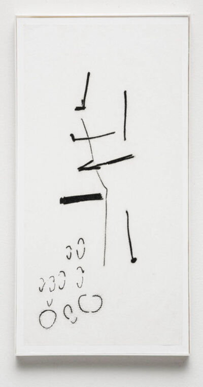 Mira Schendel, 'Untitled [Monotype series]', 1960