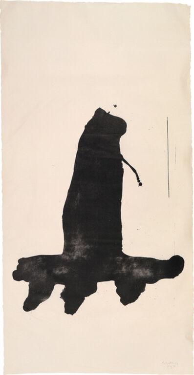 Robert Motherwell, 'Samurai', 1971