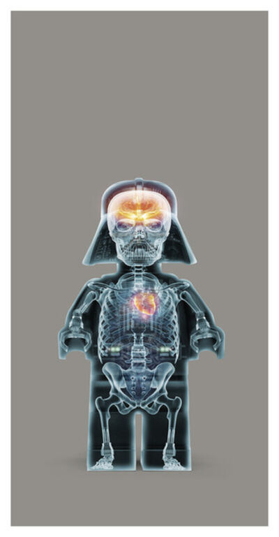 Dale May, 'X-Ray Vader', 2012