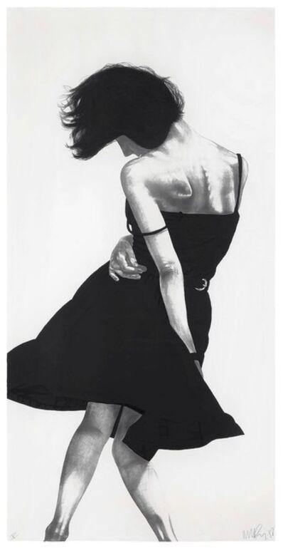 Robert Longo, 'Meryl', 1988