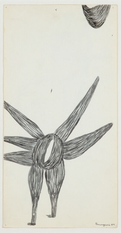 Louise Bourgeois, 'Untitled', 1954 (1951)