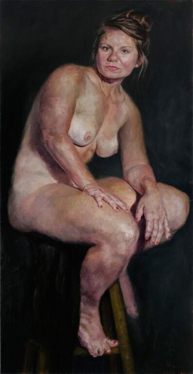 Nicole Sleeth, 'Elle', 2014