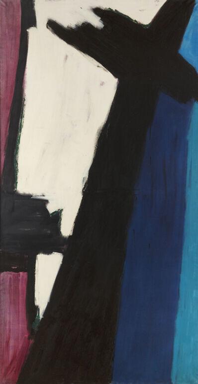 Judith Godwin, 'Black Cross', 1959