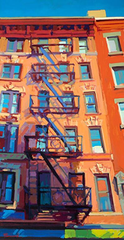 Nick Paciorek, 'Morning Escape'