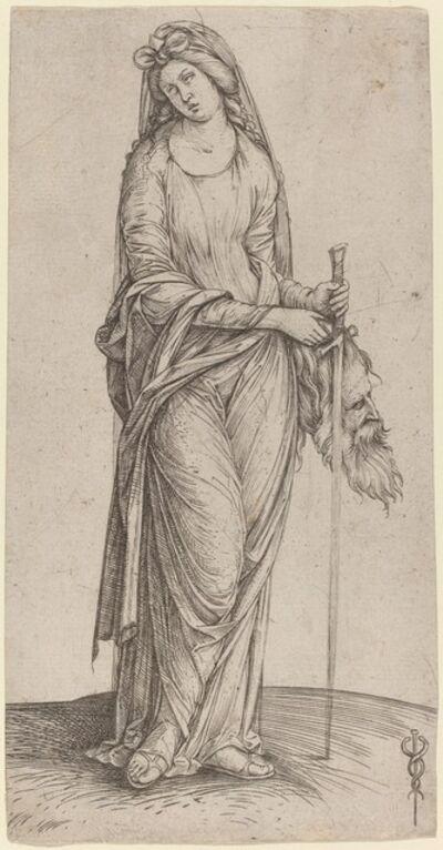 Jacopo de' Barbari, 'Judith Holding the Head of Holofernes', ca. 1501/1503