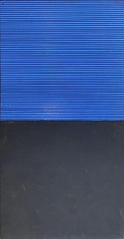 Ric Evans, 'Balcony (Blue)', 1999