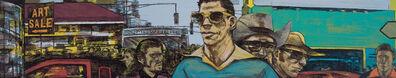 Ray Richardson, 'Mykindatown', 2007