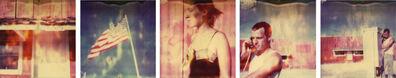 Stefanie Schneider, '10525 based on 5 SX-70 Polaroids', 1999