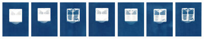 Sarah Irvin, 'Cyanotype Archive: Small Dome Playmags', 2019