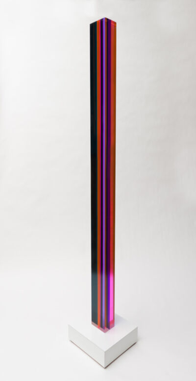 Vasa, 'Rectangular Column #2896', 1988