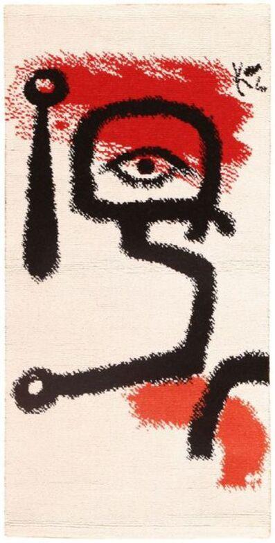 Paul Klee, 'Vintage Carpet', ca. 1960