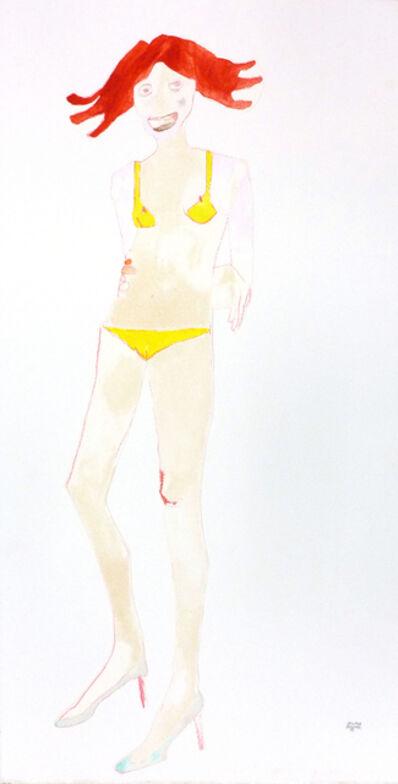 Vanessa Beecroft, 'Untitled', 1993