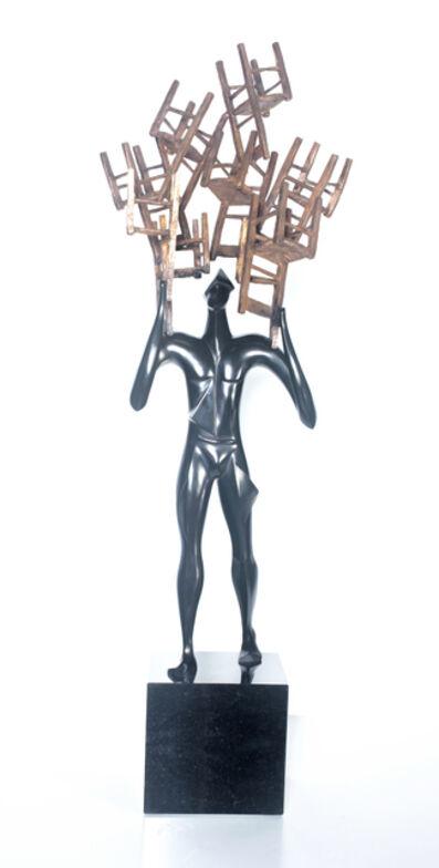Isaac Kahn, 'Juggler - Small', 2016
