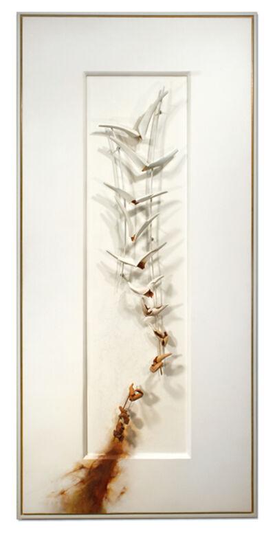 David Mellen, 'Large Sculpture: 'Into the Throats of Birds'', 2010