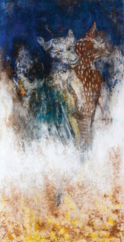 ALIOU DIACK, 'Songe', 2018