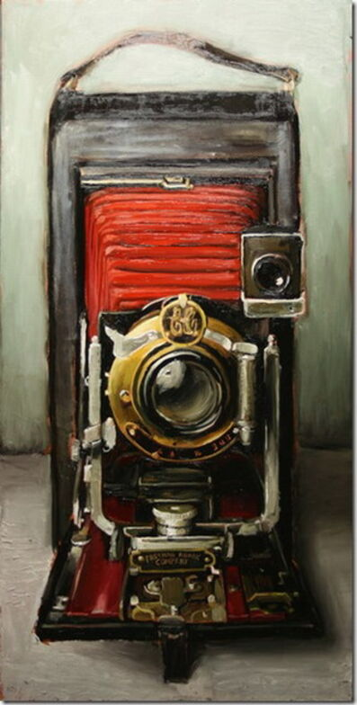 Bradford J. Salamon, 'Red Billow', 2016