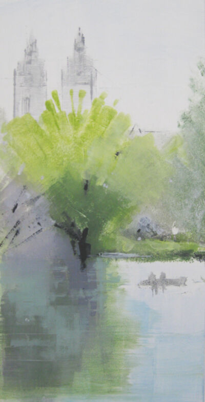 Lisa Breslow, 'Central Park Afternoon 9', 2015