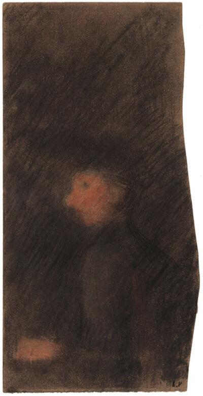 Édouard Vuillard, 'Woman in Profile (Profil de femme)', ca. 1890