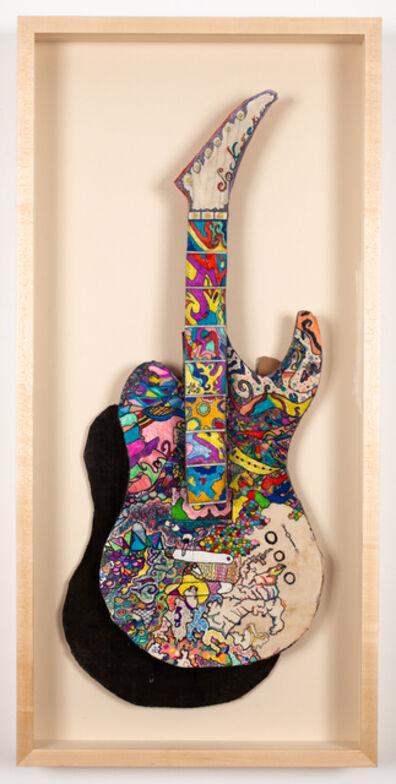 John Iwaszewicz, 'Jackson Guitar', 2019