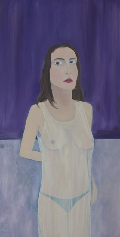 Evie O'Connor, 'Liv in sheer dress', 2017