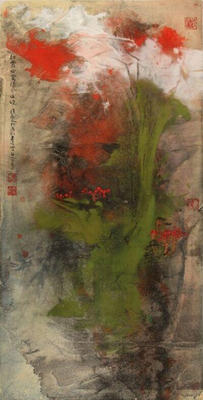 Beiren Hou, 'Splendid Clouds and Green Stream', 2011