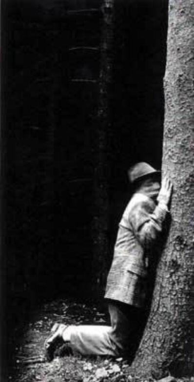 Anna & Bernhard Blume, 'Aus: Gebet im Wald', 1990/1