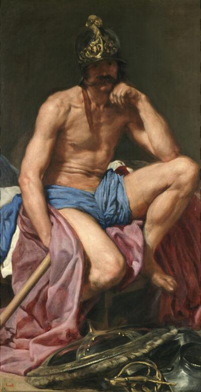 Diego Velázquez, 'Mars', ca. 1641