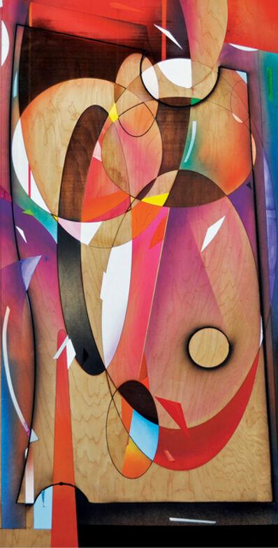 Moises Ortiz, 'Oscillations', 2017