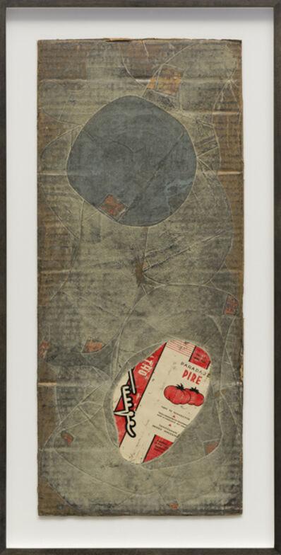 Tomislav Gotovac, 'Untitled (Tomato puree)', 1964