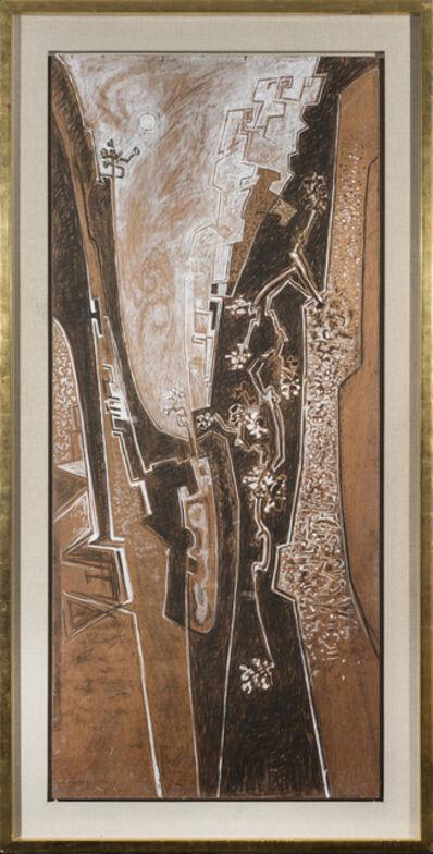 John Craxton, 'Cretan Gorge', 1970