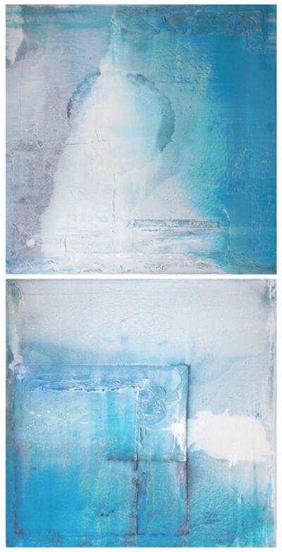 Karen Green Recor, 'Window Blue I & II', 2017