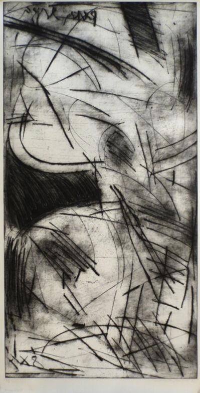 Oleg Kudryashov, 'Plate 2125', 1991