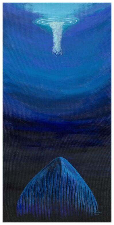Philip Mantofa, 'JONAH ~ DO NOT RUN FROM THE LORD! 約拿,不要逃離主!', 2015