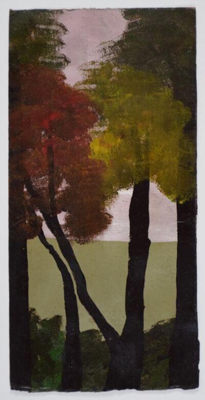 Frank Walter, 'Leaning Tree (II)'