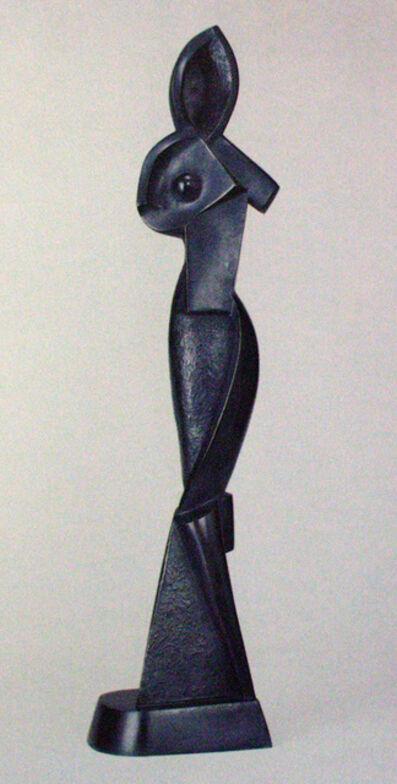 Alexander Archipenko, 'Figure of a Woman', 1914