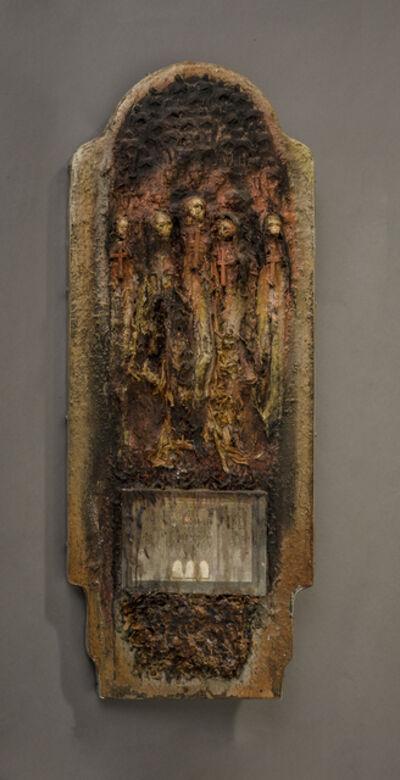 Sharon Kopriva, 'Five Penitents', Contemporary