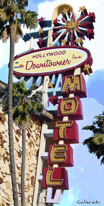 Michael Giliberti, 'Hollywood Downtowner', 2016