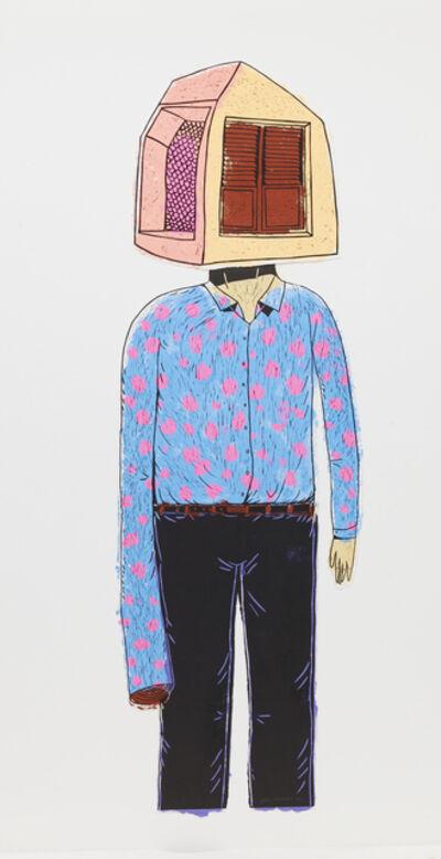 Eko Nugroho, 'I Am A Worker 2', 2013