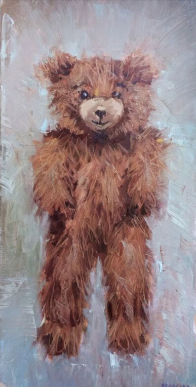 Bradford J. Salamon, 'Floating Teddy', ca. 2020
