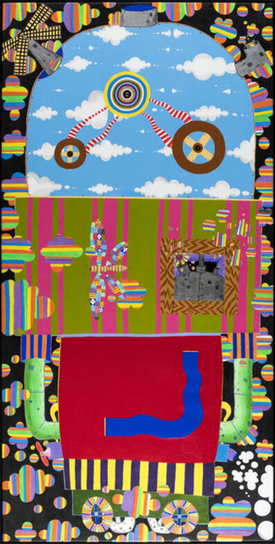 Rodrigo Godá, 'A flor do tempo', 2007