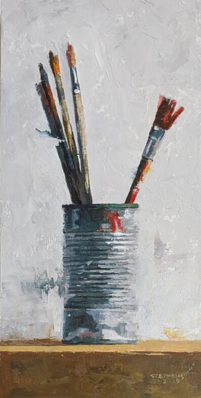 Craig Stephens, 'Brushes in Can #1'