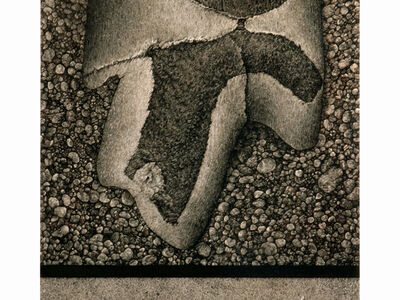 David Morrison, 'Cosmic Disturbance at Vermillion', 2015