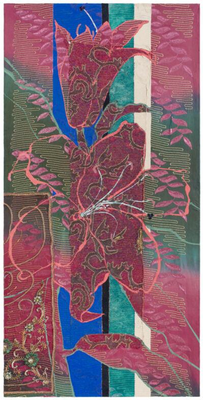 Robert Kushner, 'Rubrum Lily', 2018