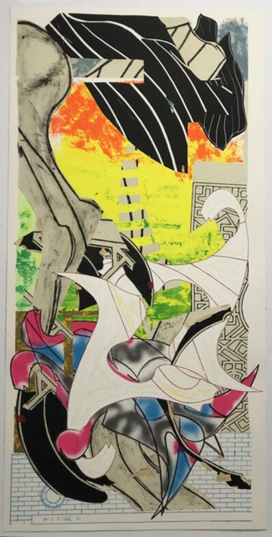 Frank Stella, 'The Symphony', 1990